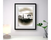 Fine Art Print of Paris -...