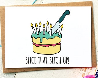 Friend Birthday Card - Funny Birthday Card - Best Friend Card - Funny Best Friend Card - Birthday For Him - Funny Friend Card - Bday Card