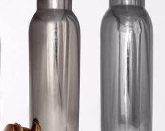 Copper water bottle with new look
