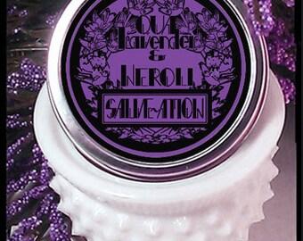 Lavender & Neroli Salve-ation Lotion Bar