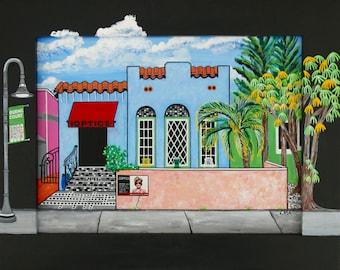 Burns Court, Sarasota, Florida