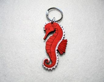 Key pendants, seahorse (630)