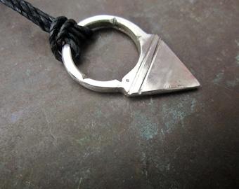 tuareg/ talhakimt tuareg pendant