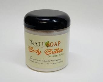 Body Butter 8 oz