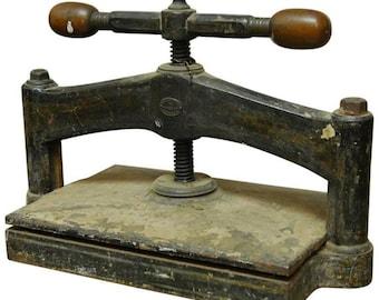 19th Century English Book Press