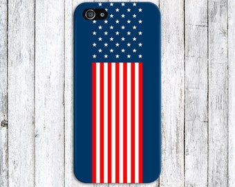 4th July Stars and Stripes Phone Case, iPhone 7, iPhone 7 Plus, Tough iPhone Case, Galaxy s8, Samsung Galaxy Case, Note 5, CASE ESCAPE