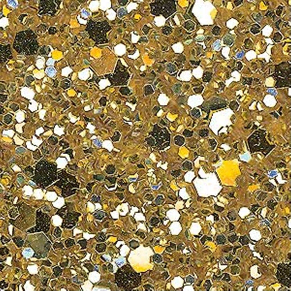 Glitter fabric metallic gold a4 sheet jr04960 for Sparkly fabric