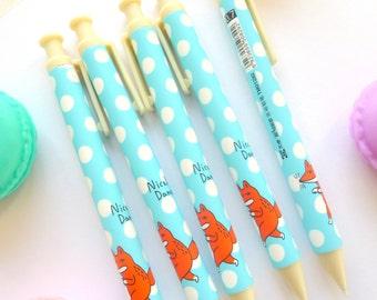 Cute kawaii Dancing Fox Pencil