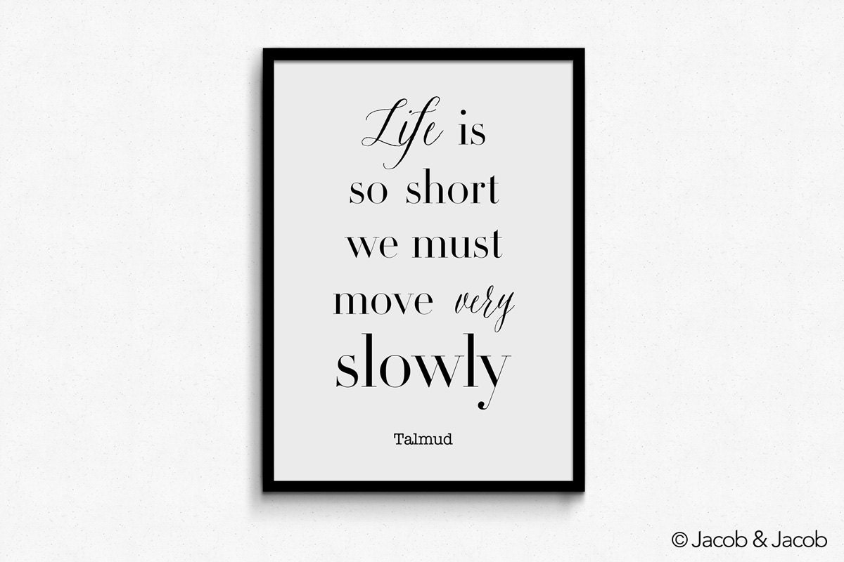 talmud quote inspirational quote by jacobandjacobdesigns