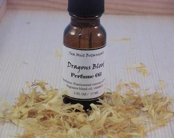 Dragons Blood Perfume Oil