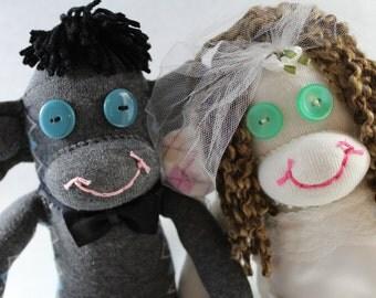 Wedding/Couples Monkeys