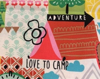 Love to Camp by Alexander Henry