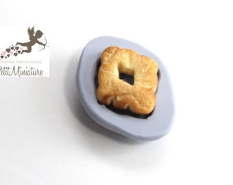 Mold Silicone Mold Biscuit 1 2cm-mold Fimo Jewels kawaii-mold Fimo Resin Wax Chalk sugar paste ST257