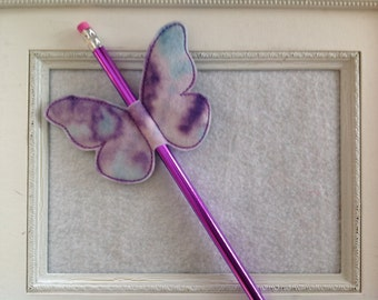 Butterfly Pencil Sleeve