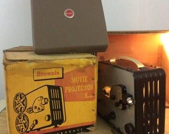 Kodak Brownie Movie Projector 8 mm
