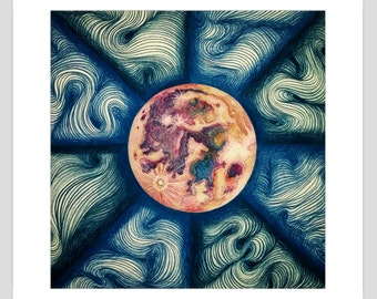 La Luna (PRINT)
