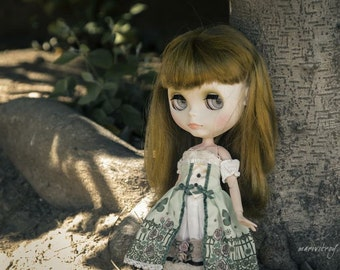 Items similar to caf chez maman mom 39 s coffee on etsy for Blythe le jardin