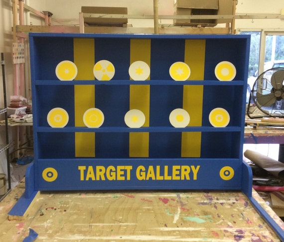 Target Gallery Carnival Game Birthday Party By