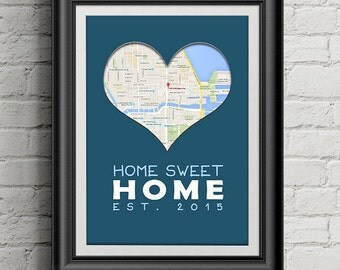 Housewarming or Apartment-warming Gift, New Home Gift