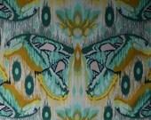 Tula Pink Fabric, Eden, Sapphire Atlas, 100% Cotton Quilt Fabric, Moth Print, Butterfly Print, Free Spirit Fabrics, Choose Your Length