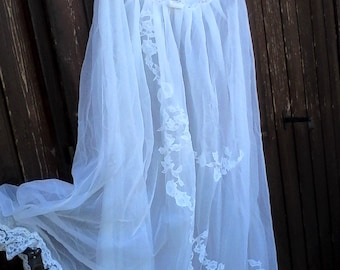 vintage Nightgown and robe