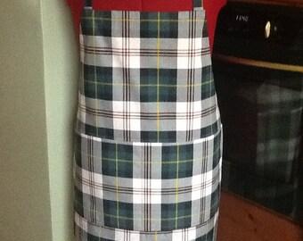 Adult's full adjustable apron