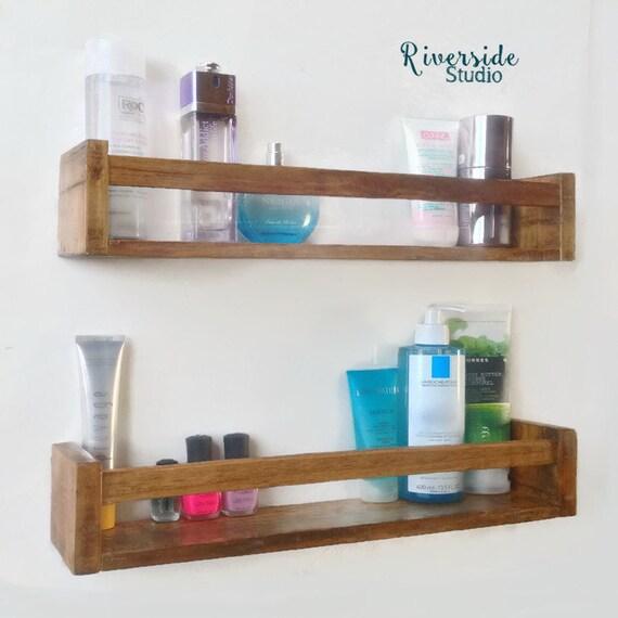 Lastest DIY Bathroom Shelves To Increase Your Storage Space