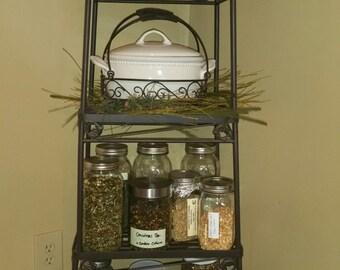 Natural and Organic Tea