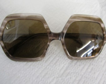 Women's Vintage French Sunglasses