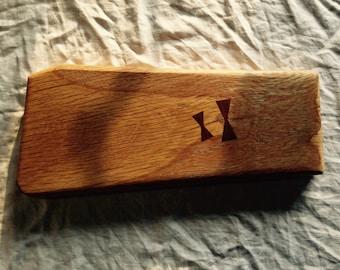 Welsh oak serving board