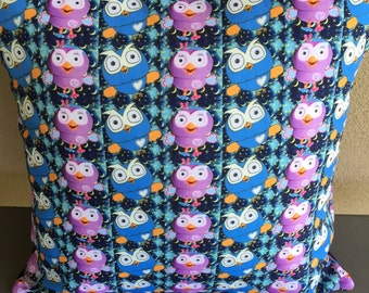 Giggle & Hoot Cushion Cover