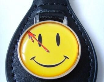 Watchmen Smile Key Fob Keyfob Keyring