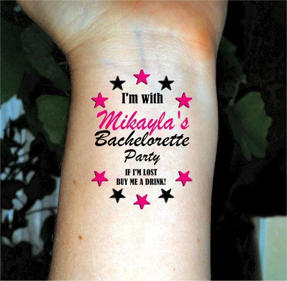 Bachelorette tattoos bachelorette party tattoos bride tattoos for Bachelorette party tattoos