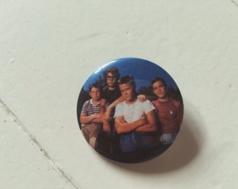 Stand By Me Pinback Button (31mm)