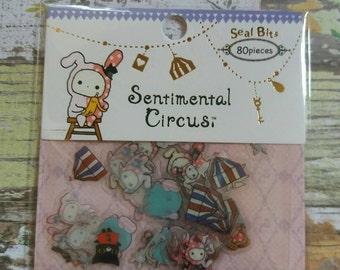 Sentimental circus seal bits