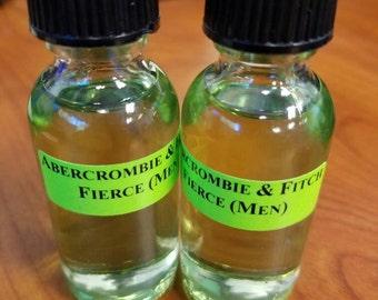 Abercrombie & Fitch Fierce Type Body Oil