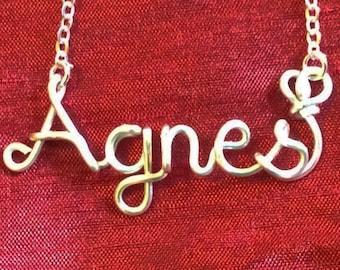 Agnes  necklace