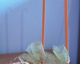 Decorative hanging ladle