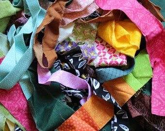 Fabric Scrap Grab Bag
