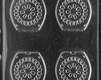 Birth Control Pill Case Chocolate Candy Mold with Exclusive FlavorTools Copyrighted Chocolate Molding Instructions XX529