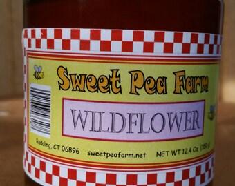Wildflower Honey 20oz