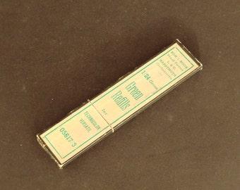 Czechoslovakia Koh-I-Noor L C Hardtmuth Technicolor Versatil Graphitminen In Paper Box