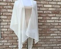 Kimono Cardigan, Boho Floral Kimono Jacket, Gift for Her, Wedding Kimono, Hippy Boho Kimono, Beach Coverup, Summer Outift, Maternity Kimono