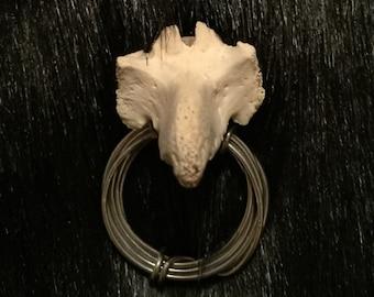 Animal Bone Ring