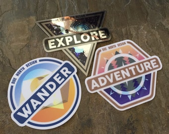 Adventure Sticker Pack