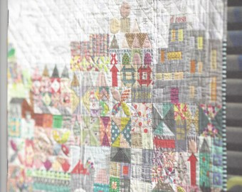 Jen Kingwell Designs - My Small World Quilt Pattern Booklet