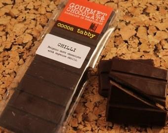Chilli - Dark Chocolate Bar