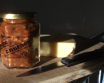 Handmade Personalised Chutney/Pickle/Jam Jar Labels