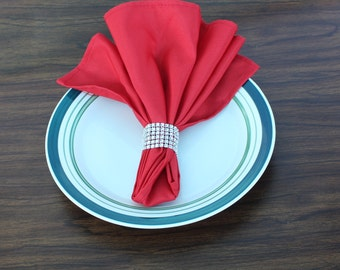 500 Bling Napkin Rings