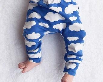 Blue Cloud Child & Baby Leggings
